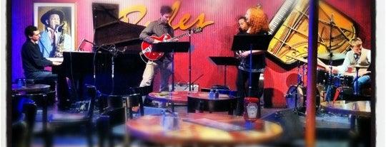 Ryles Jazz Club is one of Nearby Neighborhoods: Inman Square.