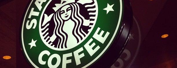 Starbucks is one of Miami.