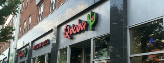 QDOBA Mexican Eats is one of RVA VCU/Broad/Carver Restaurants.