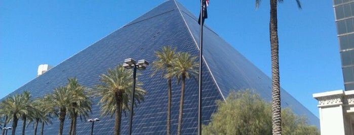 Luxor Hotel & Casino is one of 101 places to see in Las Vegas before your die.