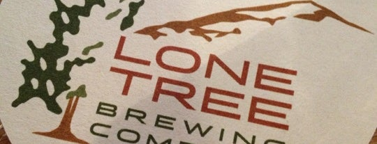 Lone Tree Brewery Co. is one of Colorado Breweries.