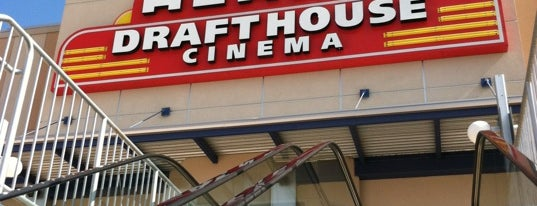 Alamo Drafthouse Cinema is one of StorefrontSticker #4sqCities: San Antonio.