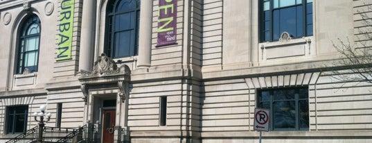 Grand Rapids Public Library - Main Branch is one of Posti che sono piaciuti a Amy.