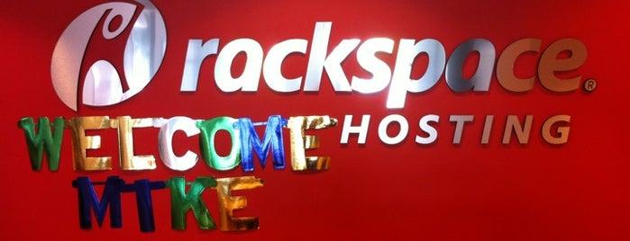 Rackspace SF is one of Tech companies in SF.