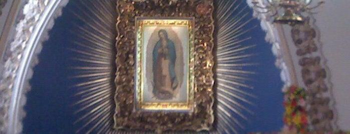 Iglesia de Nuestra señora de Guadalupe Inn is one of Gespeicherte Orte von Rosa María.