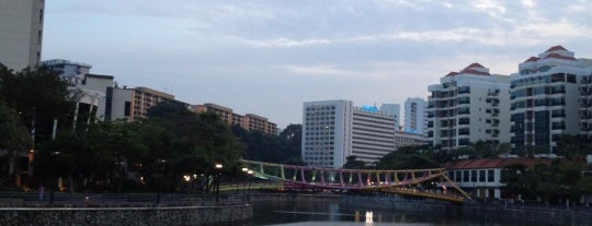 Robertson Quay is one of Singapore/シンガポール.