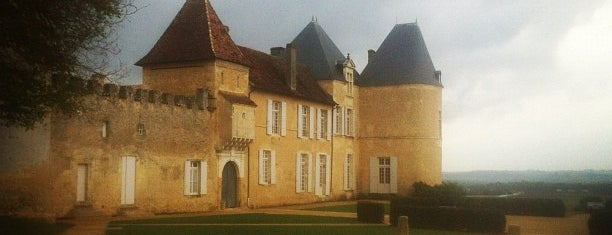 Chateau d'Yquem is one of Bordeaux.
