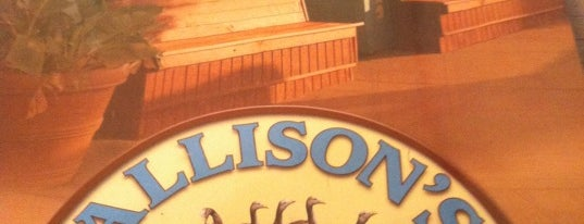 Allison's Country Cafe is one of Divyaさんのお気に入りスポット.