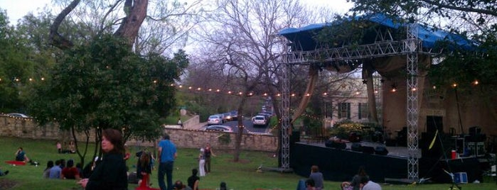 French Legation Museum is one of Crowd Surfer SXSW'12.