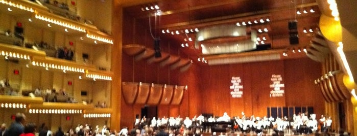 Lincoln Center for the Performing Arts is one of All-time favorites in United States (Part 1).