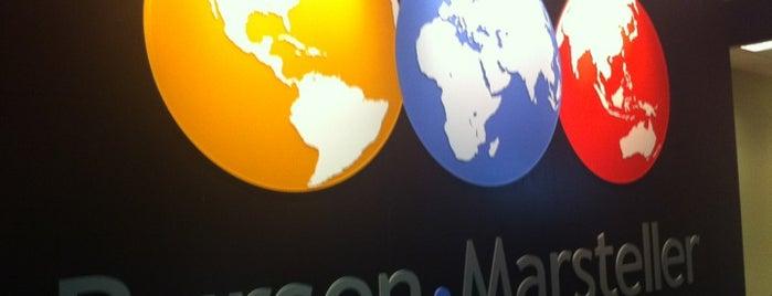 Burson-Marsteller, Miami is one of Lieux qui ont plu à Daniel.