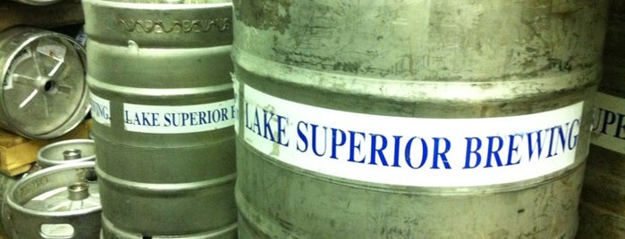 Lake Superior Brewing Co. is one of Minnesota Breweries and Brewpubs.