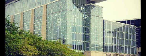 McCormick Place Lakeside Center is one of สถานที่ที่ Antonio Carlos ถูกใจ.