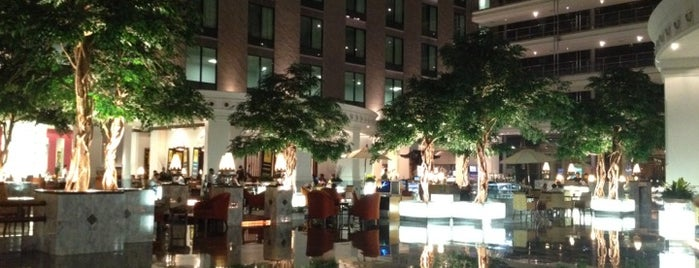 Novotel Suvarnabhumi Airport Hotel is one of Locais curtidos por Jesse.