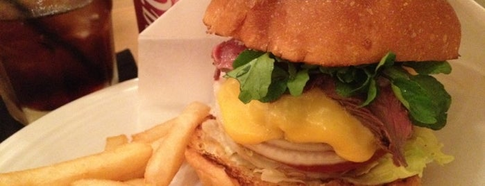 Burger Mania is one of Tokyo: eat & drink.
