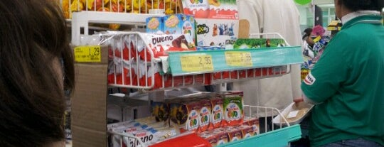 Irani Supermercados is one of Galdino Farias Santosさんのお気に入りスポット.