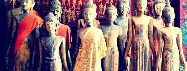 Wat Xieng Thong is one of Tempat yang Disukai Alyssa.