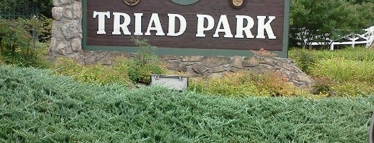 Triad Park is one of places to go to.