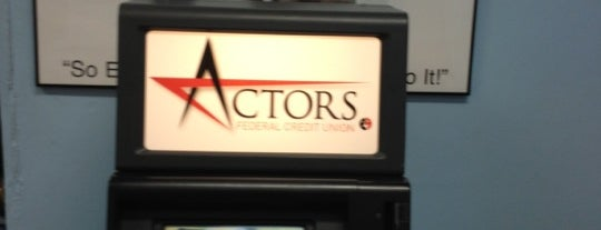 ActorsFCU is one of My favs.