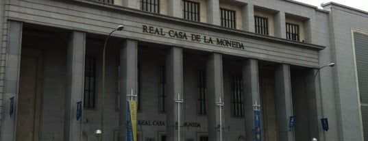 Museo Casa de la Moneda is one of Alejandro : понравившиеся места.