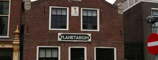 Koninklijk Eise Eisinga Planetarium is one of The Netherlands.