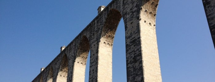Aqueduto das Águas Livres is one of World Heritage Sites List.