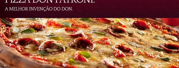 Patroni Pizza is one of Lieux qui ont plu à Bruno.