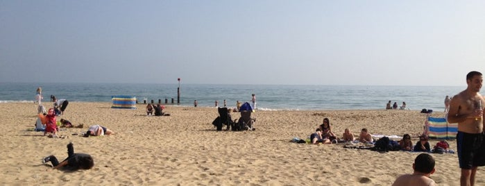 Durley Chine is one of The UK's Best Sandy Beaches.
