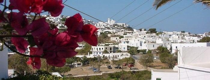 Sifnos is one of Lugares favoritos de Matei.