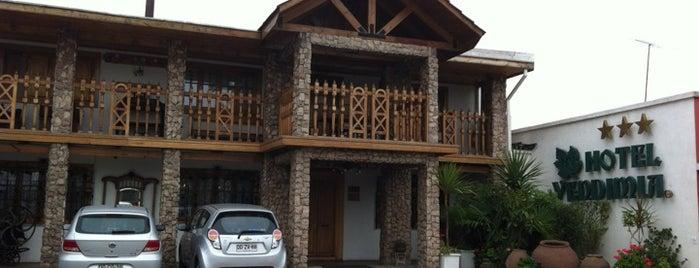 Hotel Vendimia is one of Lugares e Cidades do chile.
