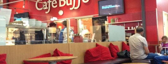Cafe Buffo is one of Tempat yang Disukai Mylppy.