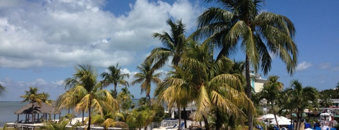 Marriott Key Largo Bay Beach Resort is one of Key West.