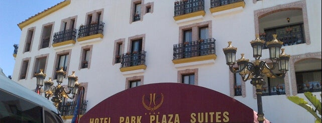 Hotel Park Plaza Suites is one of Marllbia.