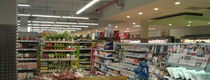 REWE is one of Christoph's Liked Places.