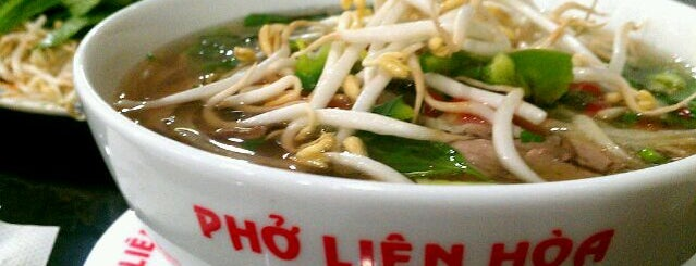 Phở Liên Hòa is one of Oklahoma is OK!.