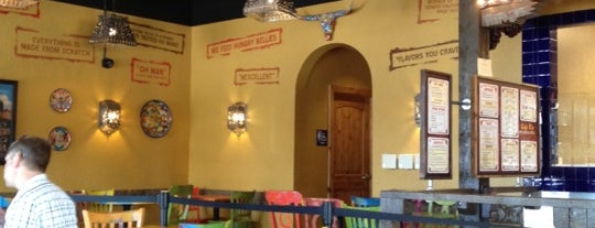 Cafe Rio Mexican Grill is one of Lizさんのお気に入りスポット.