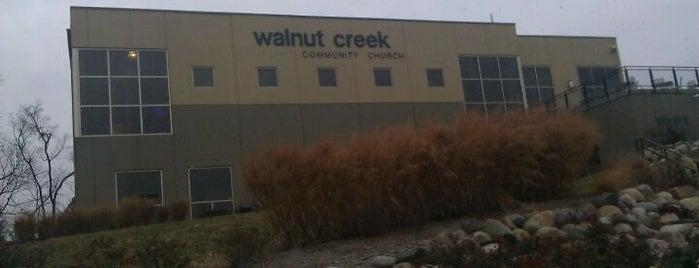 Walnut Creek Church - Windsor Heights is one of Orte, die April gefallen.