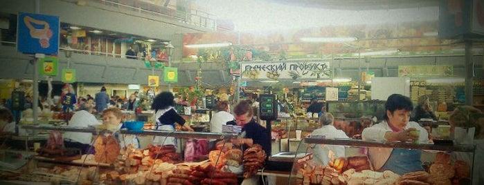 Житний рынок is one of podol lunch.