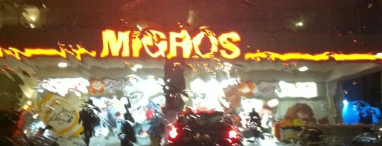 Migros is one of Turkey.istanbul.