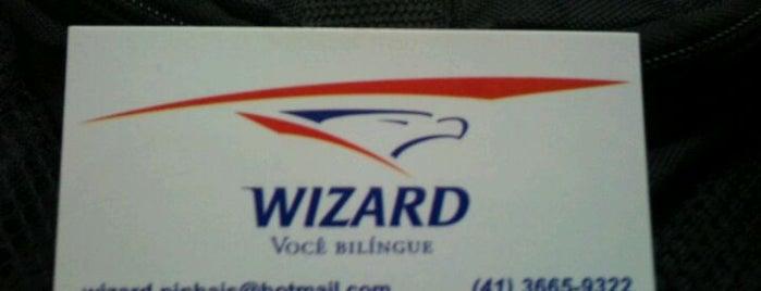 Wizard Pinhais is one of Leonardo'nun Beğendiği Mekanlar.