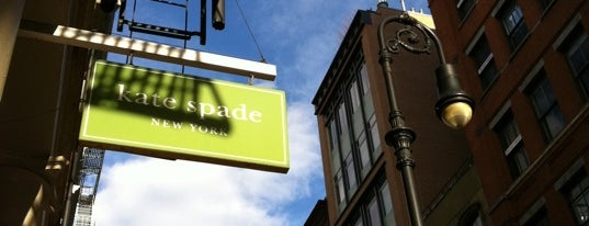 Kate Spade is one of shakira.