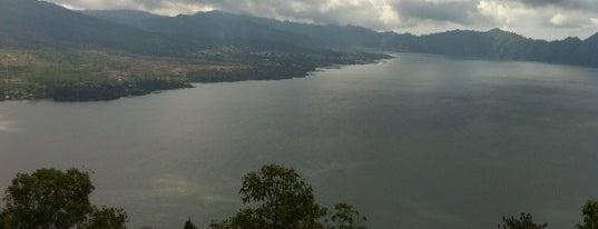 Danau Batur is one of The Wonders of Indonesia.