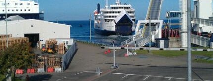 Puttgarden Ferry Port is one of Went Before 4.0.