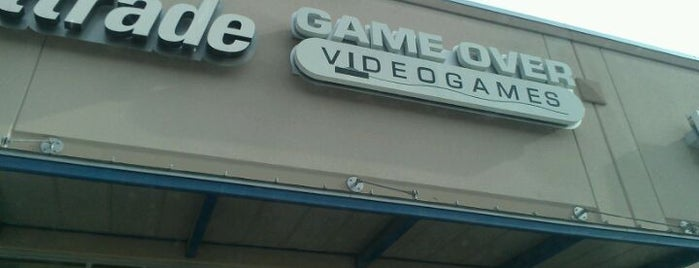 Game Over Videogames is one of Game Over Videogames - ALL stores.