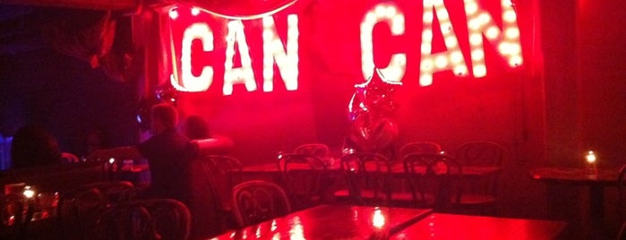 Can Can is one of Seattle.
