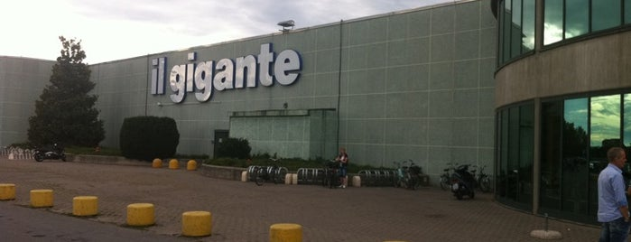 Centro Commerciale Il Gigante is one of 4G Retail.