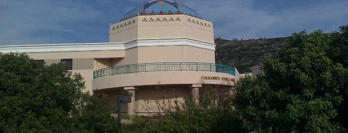 Glendale Planetarium is one of Andrea's Saved Places.