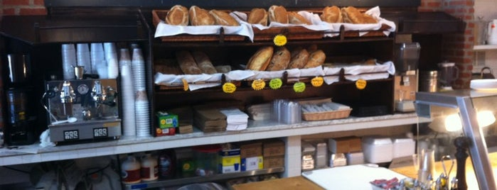 Grano Bakery is one of Been there and did the damn thing!.