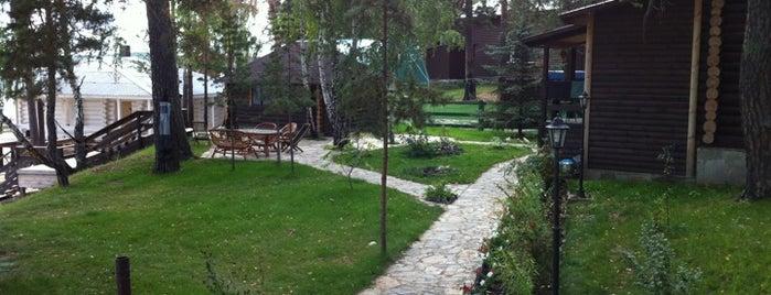 Большая Акуля is one of Tempat yang Disukai Vlad.