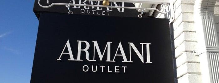 Armani Exchange is one of สถานที่ที่ Micael Helias ถูกใจ.